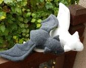 Customizable Bat Stuffed Animal Plush Plushie Toy