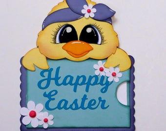 Easter gift card etsy easter gift card holder negle Gallery
