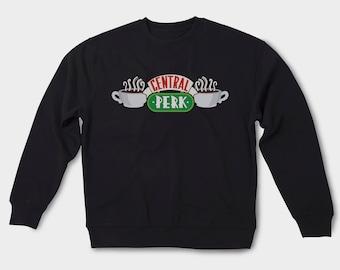 Friends tv show sweatshirt Birthday gift Friends shirt Friends sweatshirt I'd rather be watching friends Unisex sweater Funny sweater GOS001