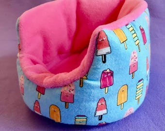 Made to Order Popsicle Cuddle Cup!! For Guinea Pigs, Hedgehogs, Rats, Ferrets, Small Animals!