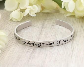 Personalized Cuff Bracelet - Personalized cuff - Cuff bracelets for women - Cuff bracelet - Cuff bracelets - Personalized bracelet cuff