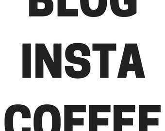 Blog Insta Coffee