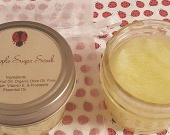 Sugar Scrubs - Fresh Homemade to Order - Assorted Scents