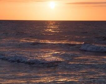 Gyrn Goch Sunset
