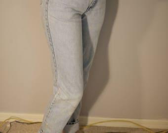 Vintage 80's Levi 512 Mom Jeans