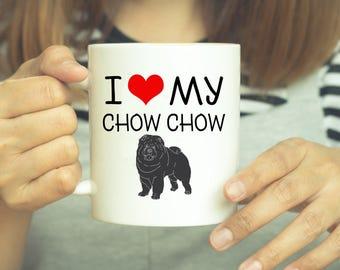 Chow Chow, Chow Chow Gift, Chow Chow Dog, Chow Chow Mom, Coffee Mug, Dog Gift, Dog Lover Gift, Chow Gift, Chow Chow Dad, Chow Chow Lover,