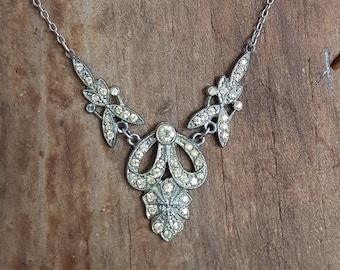 Vintage Art Deco Style Necklace
