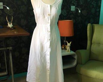 The dress white Castile