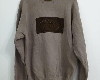 Vintage Crazy Shirts Hawaii Sweatshirt Streetwear Sportwear Pullover