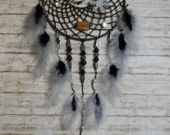 "Dream Catcher Christmas ""Merry X-mas"" (personalization possible)"