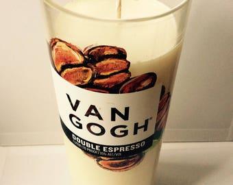 Van Gogh Soy Candle
