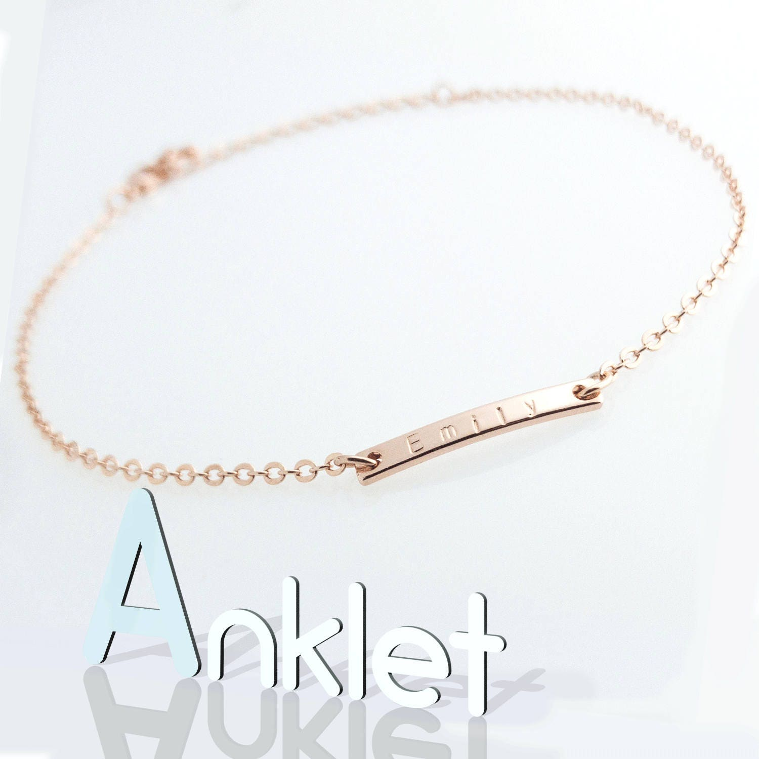 name bracelet crystal pearl product ankle beaded anklet silver for plated barefoot heart gold faux