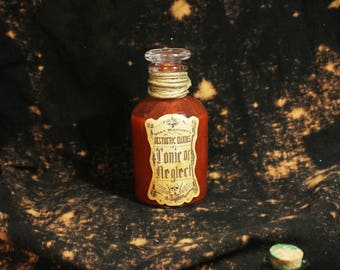 Tonic of Neglect Halloween Potion
