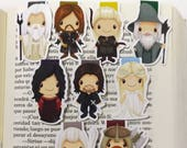Other ring guys || Magnetic bookmark