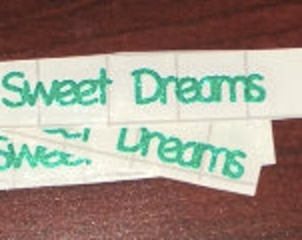 Sweet Dreams LABEL ONLY