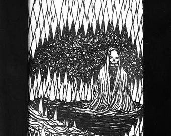 "Lucas Allen Cook ""Cave Dweller"""