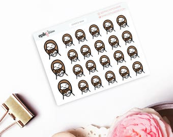 Chocolate Craving Planner Stickers, Chocolate Planner Stickers, Sweet Treat Planner Stickers, Indulge Stickers, Valentine's Day Stickers