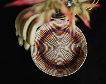 Ethnic Woven Basket