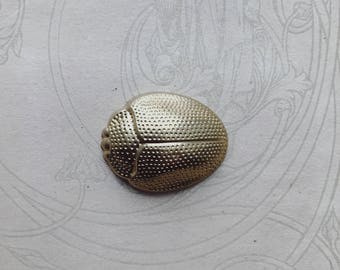 Egyptian Revival Scarab Stamping