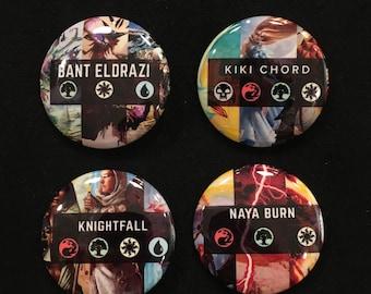 Custom Magic Buttons