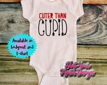 Valentines Day Shirt, Baby Valentines Day, Cute Valentines Shirt, Cupid Shirt, Funny Valentine, Boy Valentine Shirt, Girl Valentine Shirt