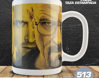"""Design for """"Breaking Bad"""" Cup"""