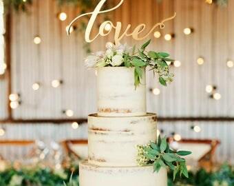 Wedding Cake Topper, Wedding Cake Topper Love, Personalized Topper, Custom Cake Topper, Cake Decorations, Cake Decoration, Love Topper