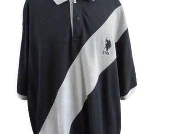 US Polo Association Polo Shirt Size 3 XL