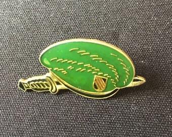 Green Beret Enamel Pin USA Army Commando