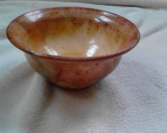 Saggar Pit-Fired Bowl