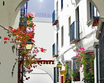 Cordoba, Spain - Street Scene