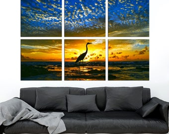 Bird wall art Wall decor Canvas Art Home decor home canvas decor Wall Art Canvas Print Housewarming gift Christmas gift Birds