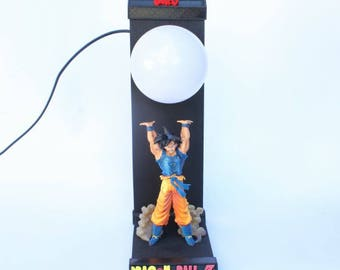 Lámpara Led DRAGON BALL GOKU Led Lamp