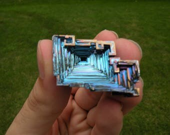 Fairy Treasure  Bismuth Crystal 28g