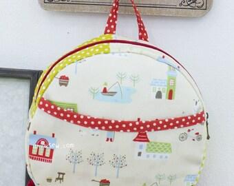 585 Baby Cute Backpack PDF Sewing Pattern