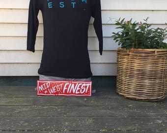 Midwest Finest 3/4 Sleeve T
