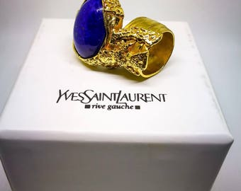 YSL Yves Saint Laurent Arty Ring