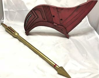 Yondu Prototype Fin and Yaka Arrow | Guardians of The Galaxy | Yondu Cosplay