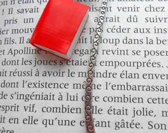 Bookmark book
