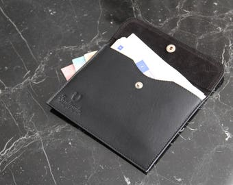 Motorcycles or cars Documents holder - Black