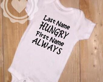 Always Hungry Bodysuit