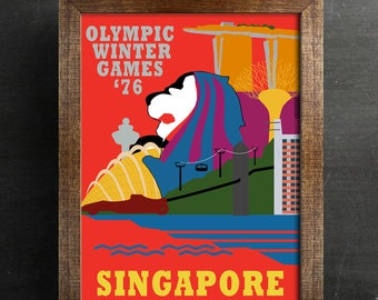 Winter Games - Singapore