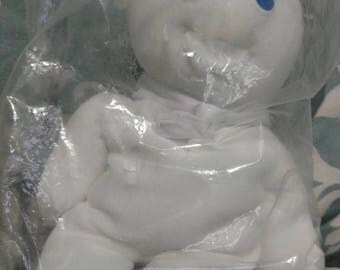 Pillsbury dough boy plushie in the bag from 1997.