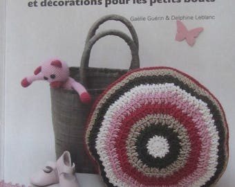 "Book ""Crochet for baby"" - Accessories, clothes and decorations for small pieces"