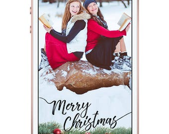 Merry Christmas Snapchat Filter, Merry Christmas Snapchat Geofilter, Christmas Snapchat, Christmas Geofilter, Christmas Filter