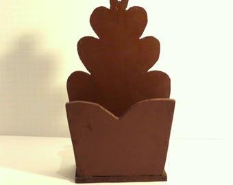 Primitive Candle Box