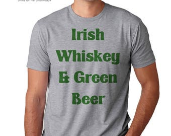 funny st patricks day shirt st paddys day shirt st pattys day shirt irish af shirt green drinking shirt irish whiskey and green beer shirt