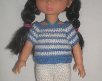 for disney animators crochet sailor set