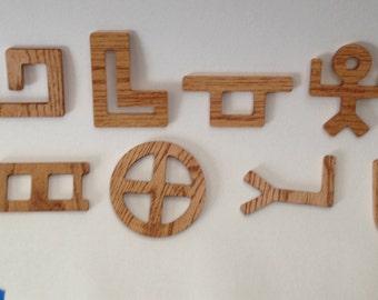 Ancient Hebrew  Aleph-bet