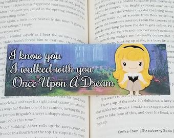 Aurora - Rep Designed Bookmark (@abookishsortoflove)